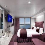 msc seaview balcony cabin gallery Image