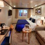 queen elizabeth oceanview cabin gallery image
