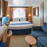 royal caribbean international serenade of the seas oceanview cabin gallery image