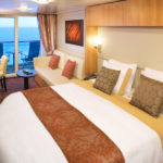 celebrity solstice deluxe oceanview stateroom with veranda gallery Image