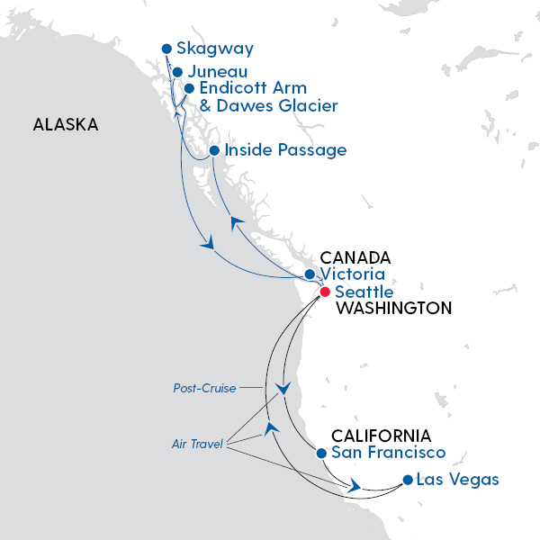Royal Caribbean International - Alaska and USA Adventure ... on map of alaska and washington state, alaska interior, map of alaska railroad routes, kenai peninsula, bc ferries, british columbia coast, arctic alaska, transatlantic routes, alaska north slope, tanana valley, matanuska-susitna valley, seward peninsula, tongass national forest, maps of cruise ship routes, map of banff and calgary, map of glacier bay national park alaska, alaska marine highway, map of alaska airline routes, bush alaska, map of united states and alaska, southwest alaska, south central alaska, map of cruise destinations, map of alaska coastline, map of california routes, map of mediterranean cruise routes, map of iditarod trail alaska, map of alaska ferry routes, gulf of alaska, map of british columbia and alaska, map of alaskan cruises routes, map of alaska and its cities, inside passage alaska ferry routes, map of alaska highway route, map of vancouver and alaska, alaska panhandle,