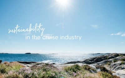Sustainability in the Cruise Industry