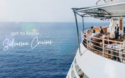 Get to Know… Silversea