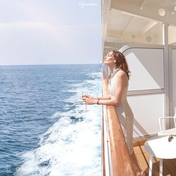 Onboard Silversea Cruises