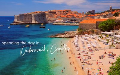 Spending the Day In… Dubrovnik