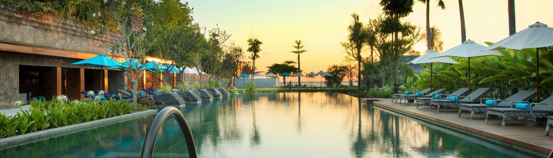 Hotel Indigo Bali Seminyak Hero Image - Main Pool