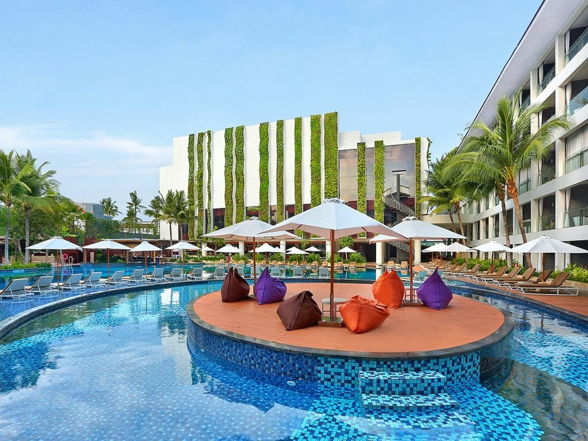 The Stones Legian Bali Gallery Image of the Swimming Pool