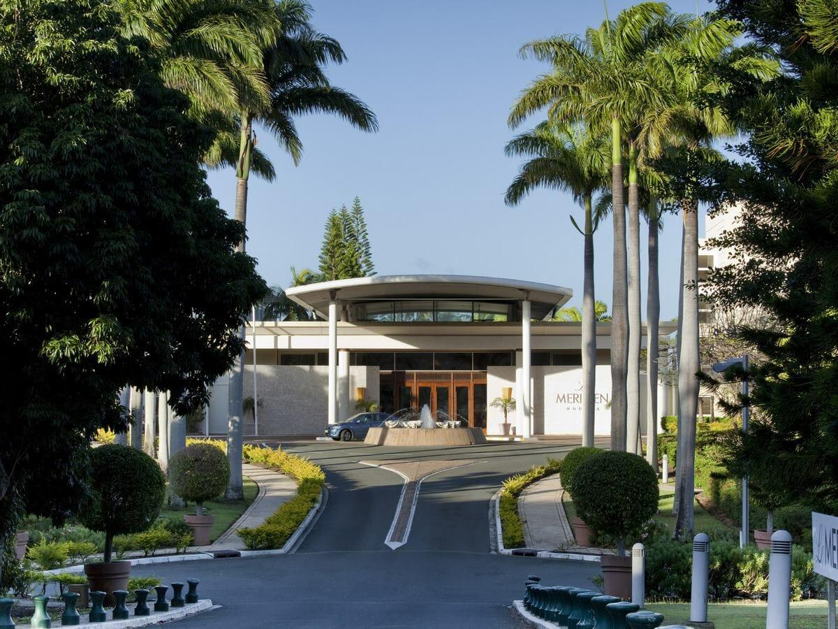 Le Meridien Noumea Gallery Image of Hotel Entrance