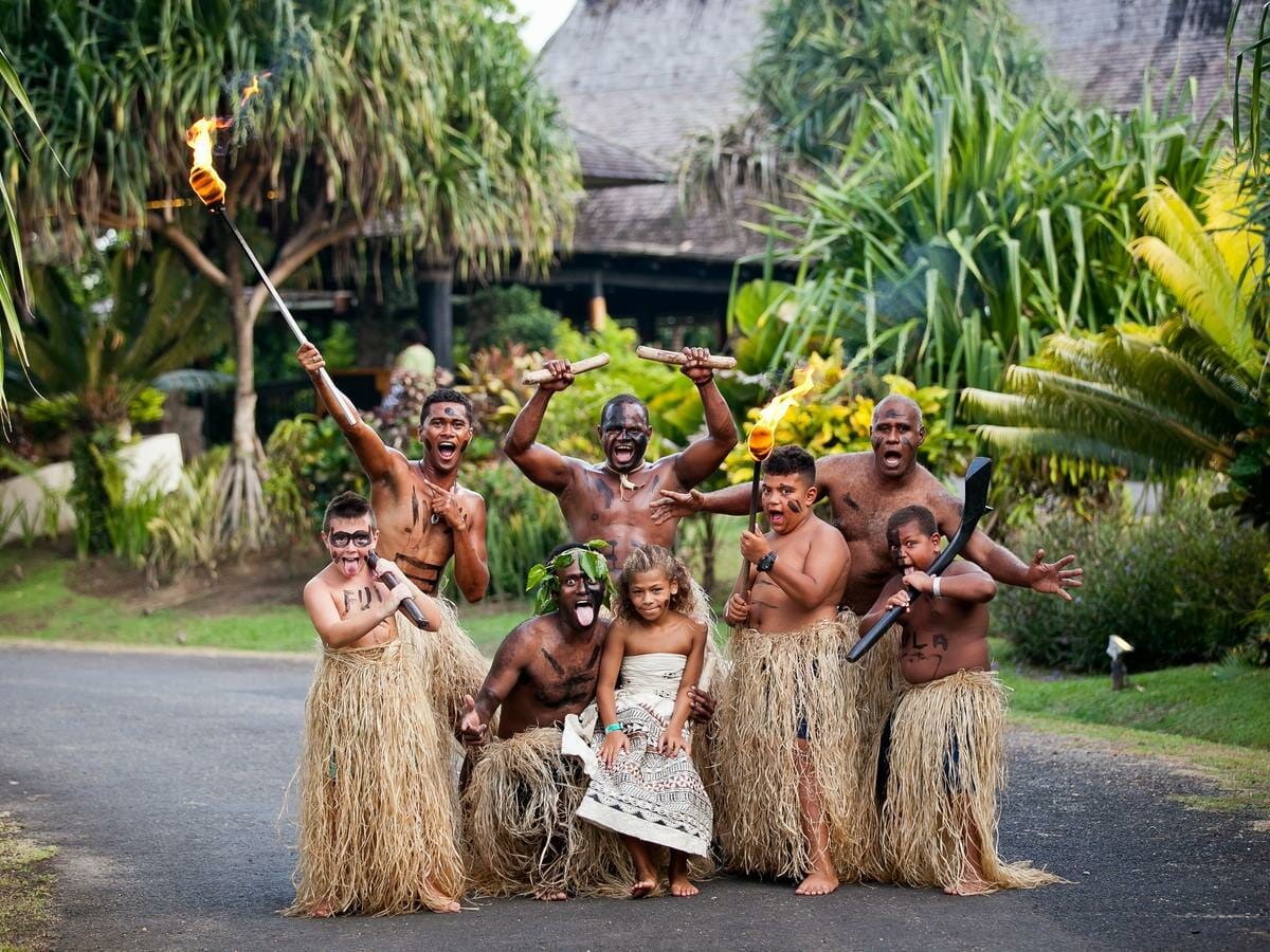 The Naviti Resort Fiji Gallery Image of Fijian Locals