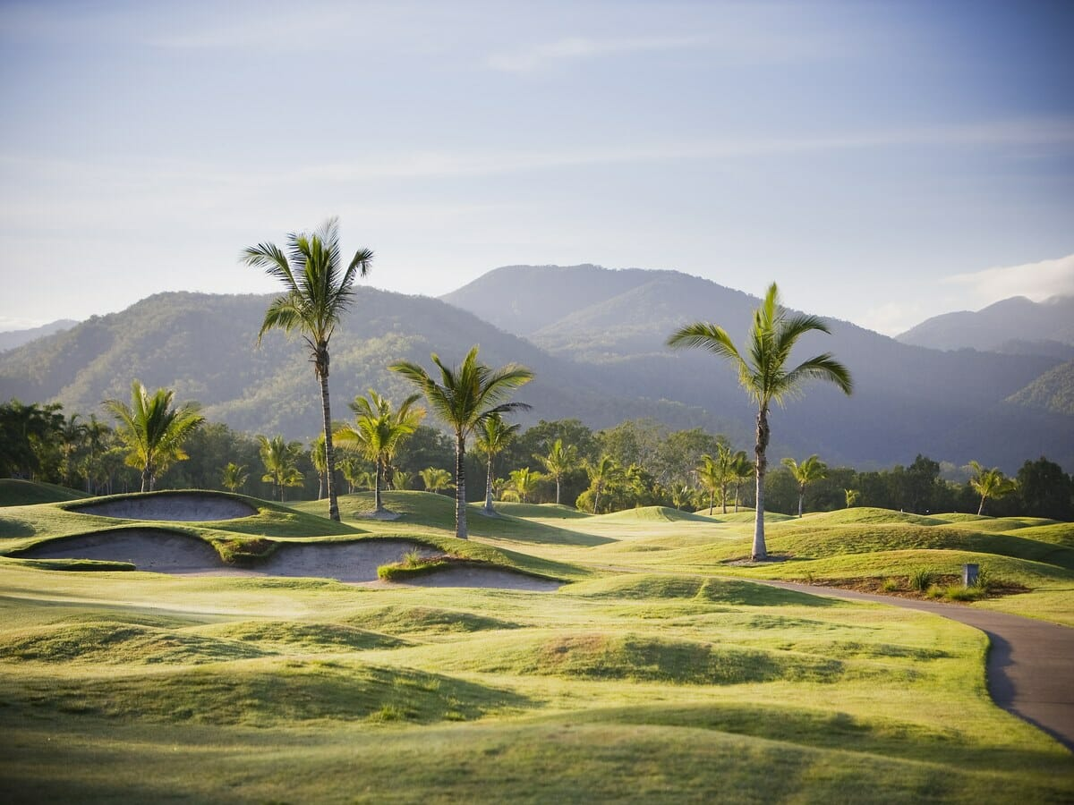 Paradise Links Port Douglas Gallery Image of Golf Course