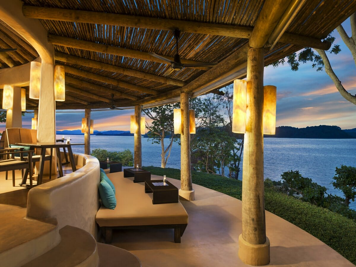 The Naka Island, A Luxury Collection Resort & Spa, Phuket Gallery Image of Z Bar