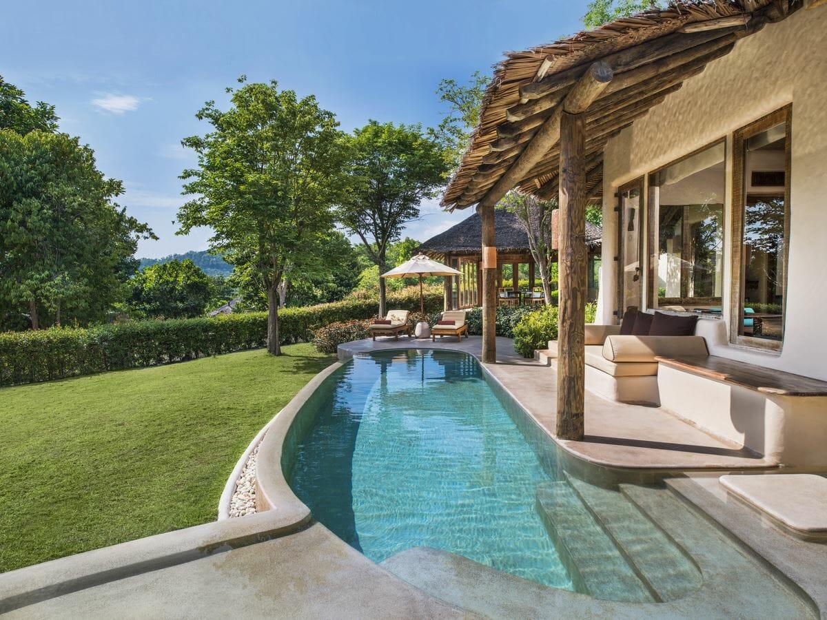 The Naka Island, A Luxury Collection Resort & Spa, Phuket Gallery Image - Tropical Pool Villa