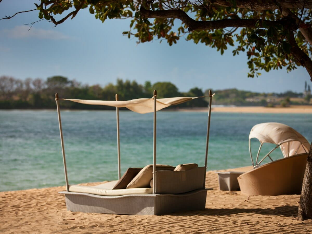 The Westin Resort Nusa Dua Bali Gallery Image - Dream Beds by the Beach
