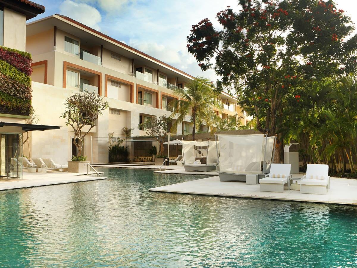The Westin Resort Nusa Dua Bali Gallery Image - Premium Wing Swimming Pool