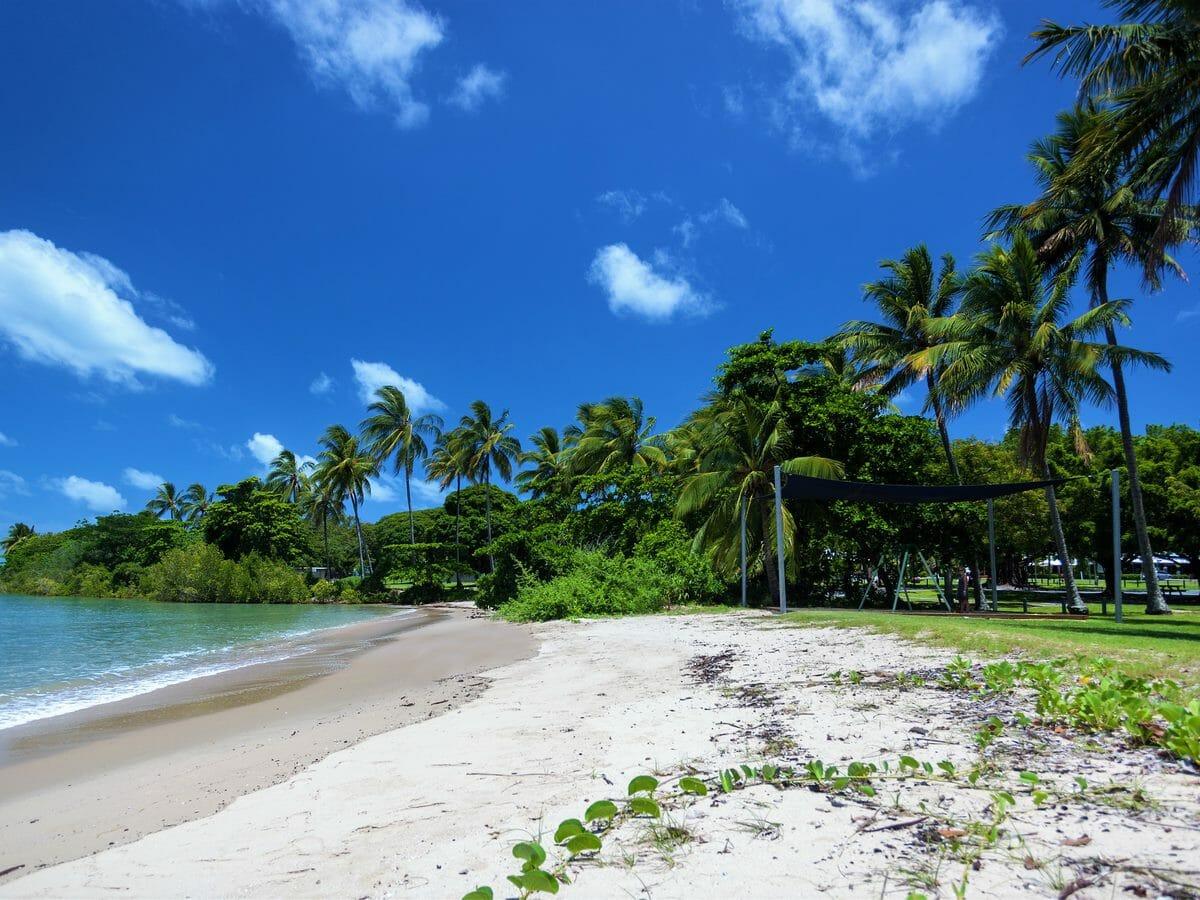 Paradise Links Port Douglas Gallery Image of Port Douglas beach on sunny day