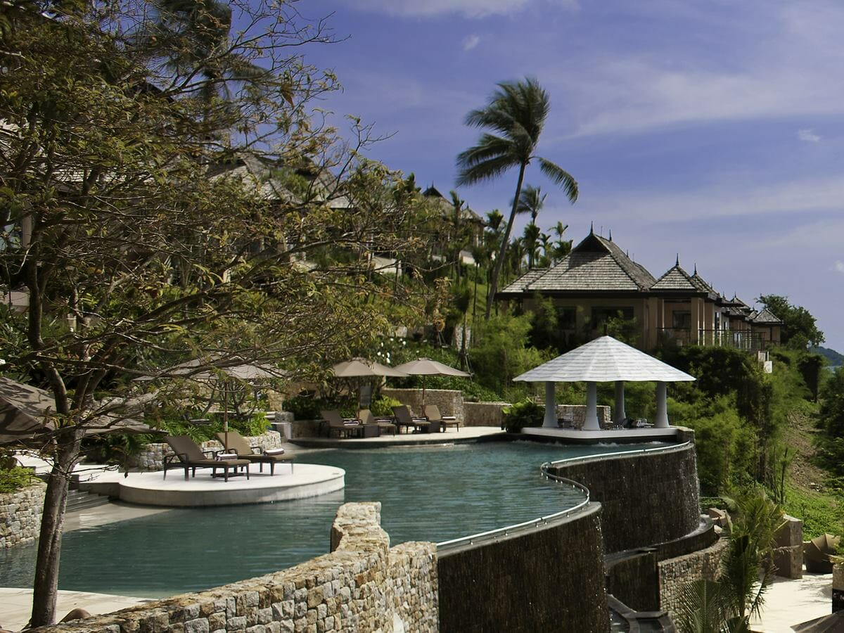 The Westin Siray Bay Resort & Spa Gallery Image of Swimming Pool