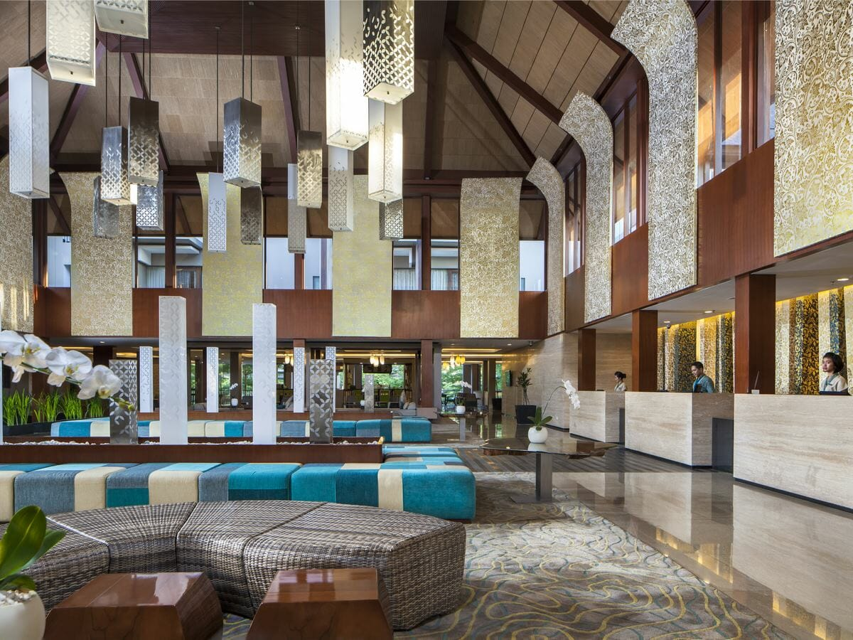 Courtyard by Marriott Bali Nusa Dua Gallery Image of the Lobby