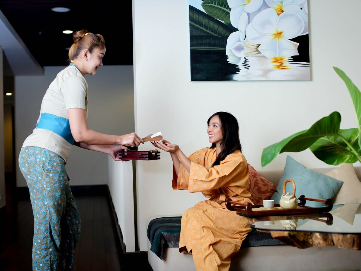 Courtyard by Marriott Bali Nusa Dua Gallery Image of the Spa