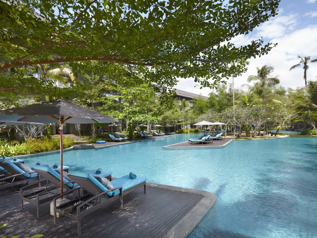 Courtyard by Marriott Bali Nusa Dua Gallery Image of the Swimming Pool