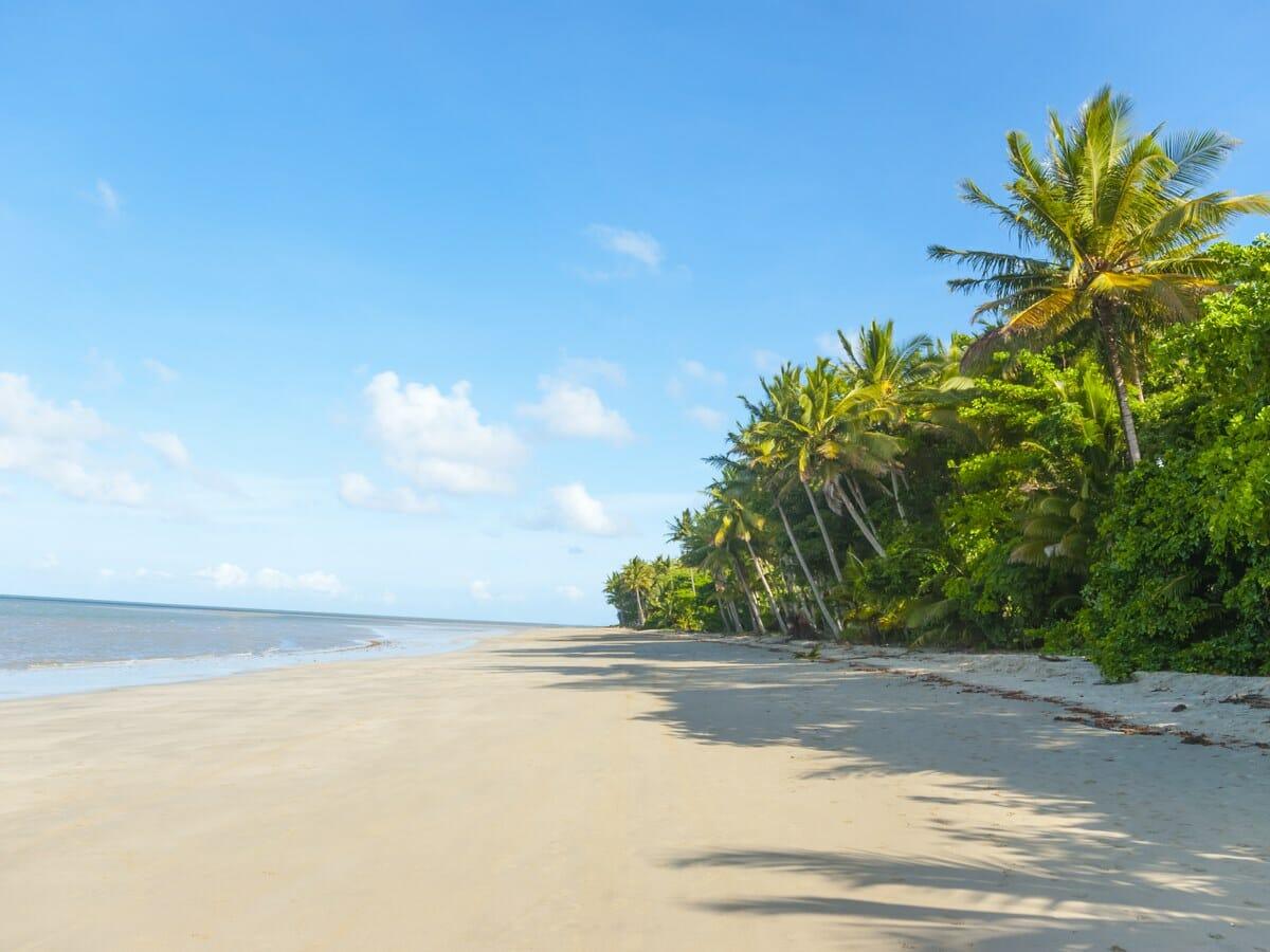 Freestyle Resort Port Douglas Gallery Image of Four Mile Beach