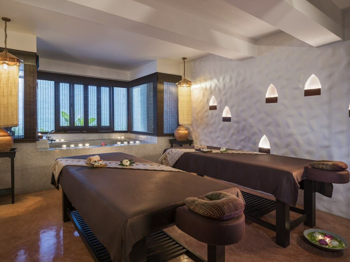 Sheraton Samui Resort Gallery Image of Glow Spa