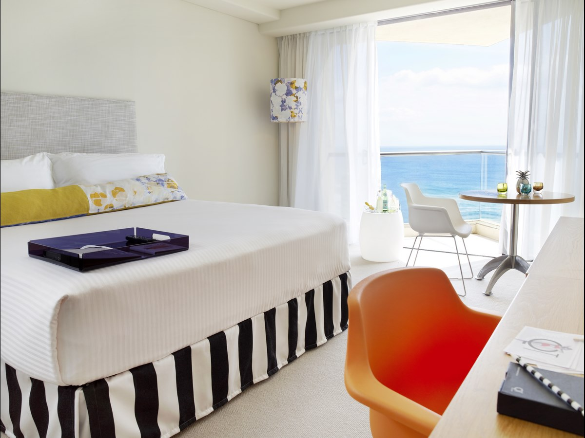 QT Gold Coast Gallery Image of Ocean View Room
