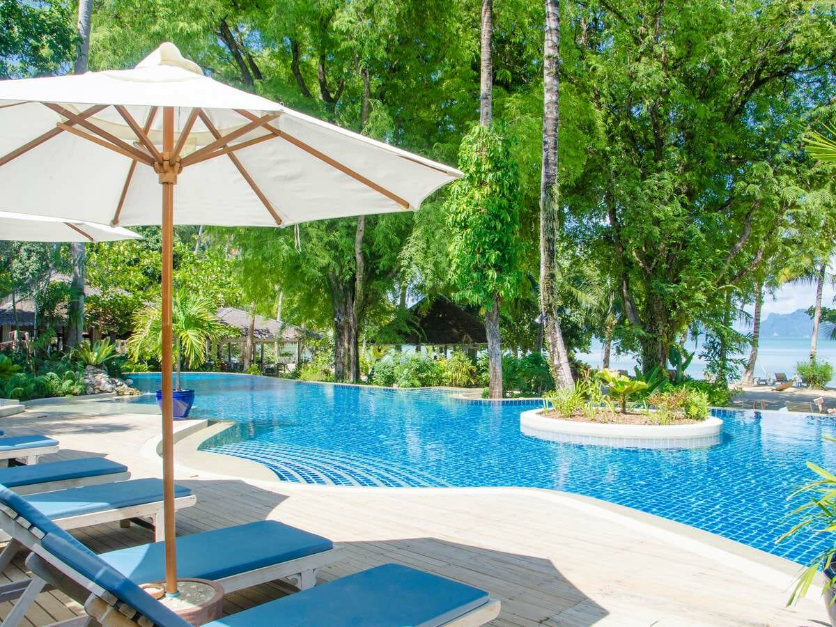 Paradise Koh Yao Gallery Image of Swimming Pool