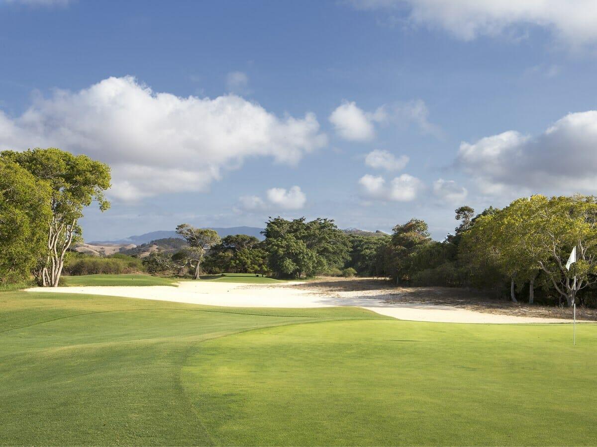 Sheraton New Caledonia Deva Spa & Golf Resort Gallery Image of Golf Course