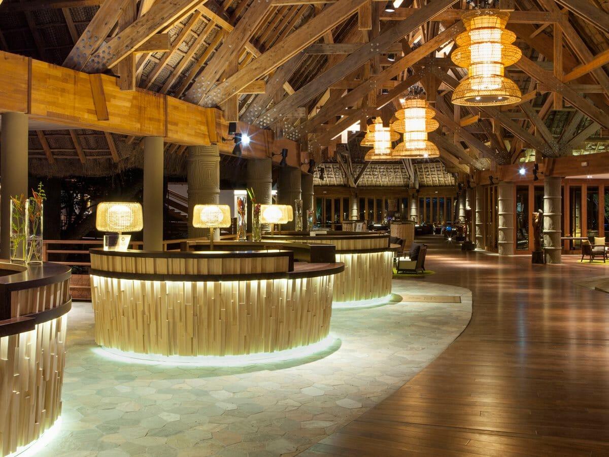 Sheraton New Caledonia Deva Spa & Golf Resort Gallery Image of Reception