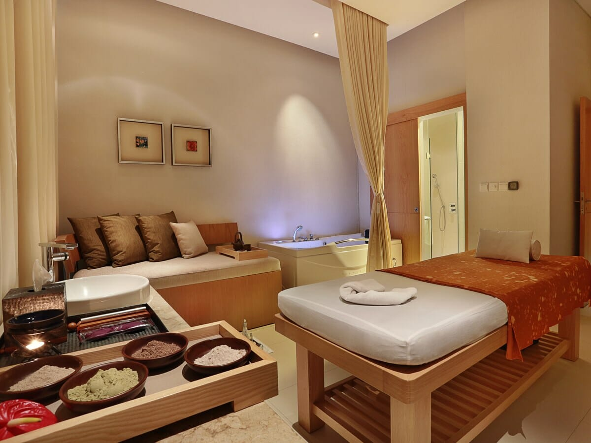 The Stones Legian Bali Gallery Image of Treatment Room