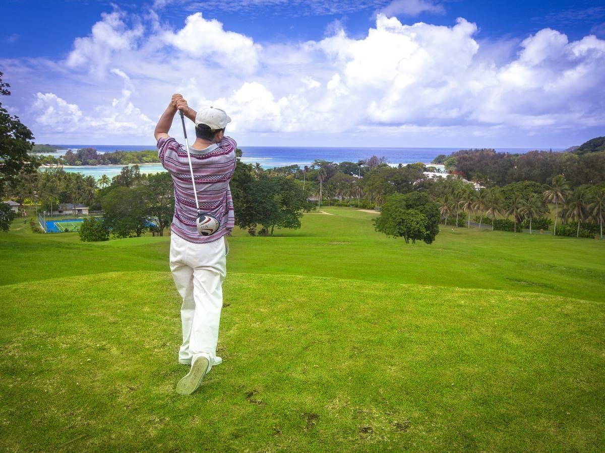 Warwick Le Lagon Vanuatu Gallery Image of Golf