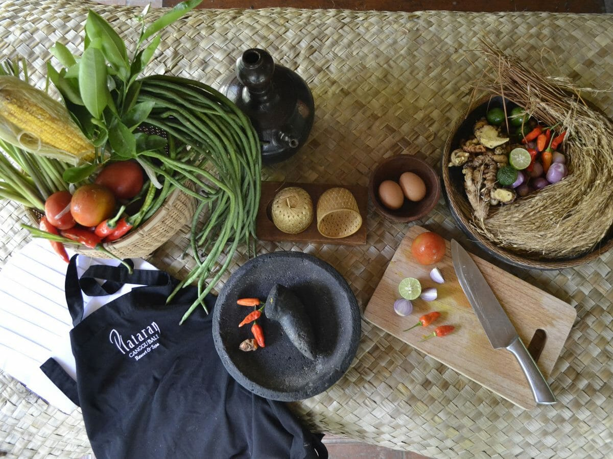 Plataran Canggu Resort & Spa Gallery Image of Cooking Class