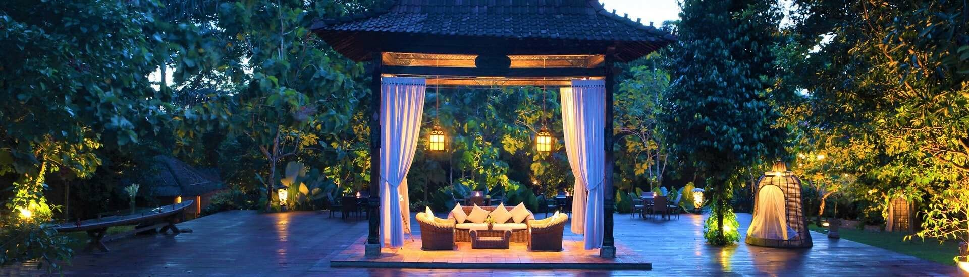 Plataran Canggu Resort & Spa Hero Image of the Aurora Open Deck