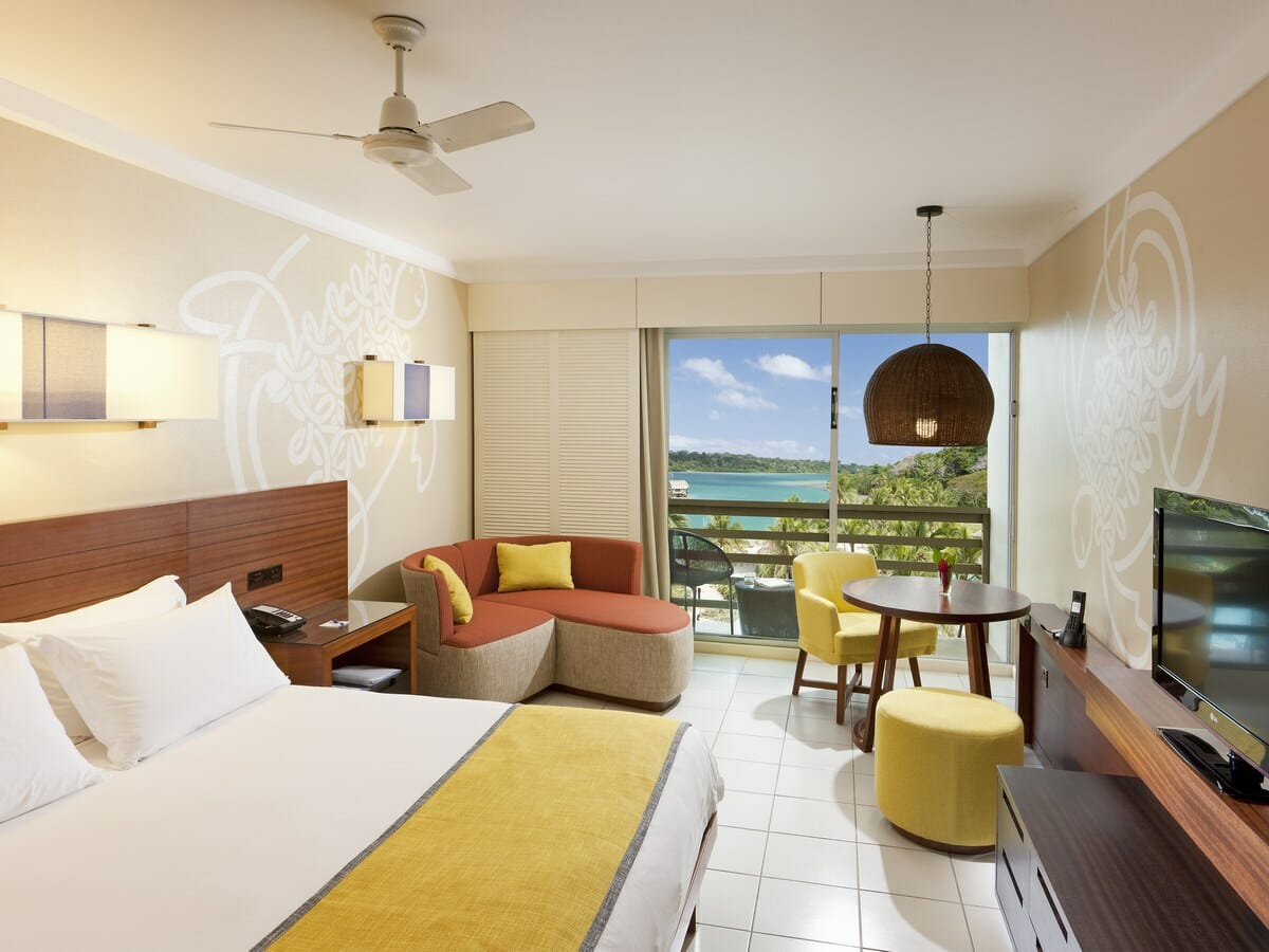Holiday Inn Resort Vanuatu Room Image - Lagoon View Room