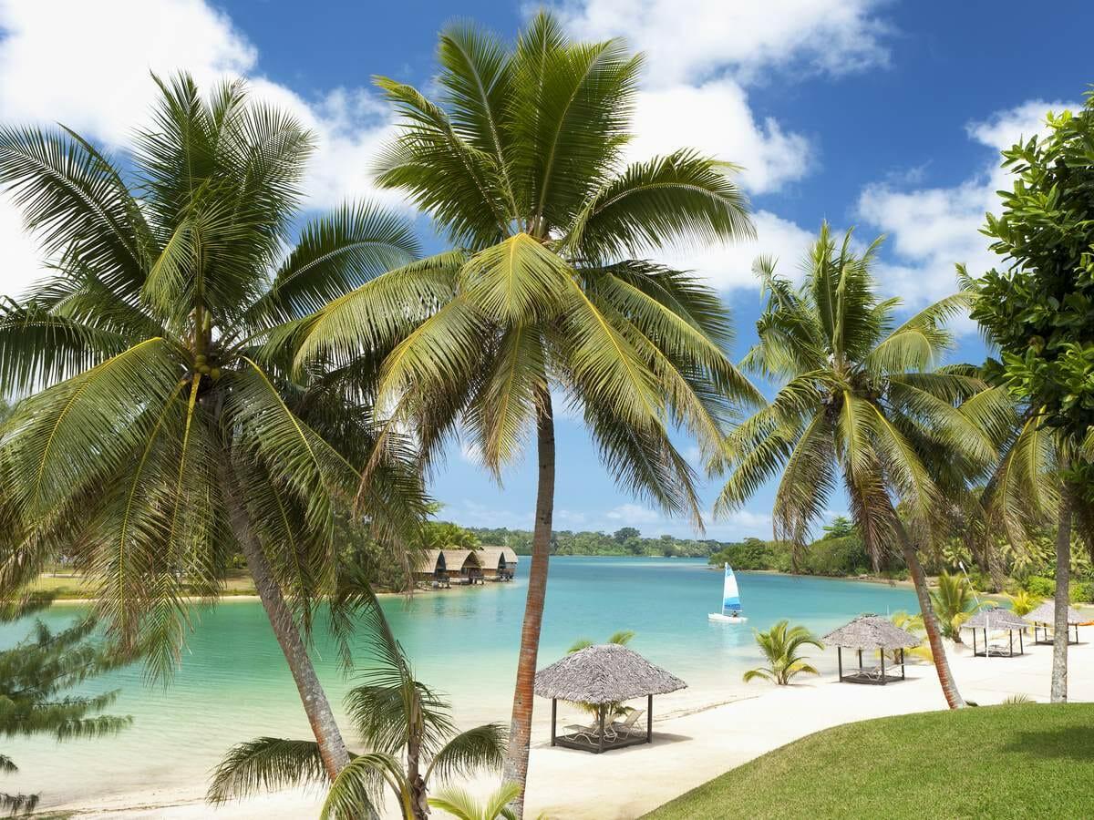 Holiday Inn Resort Vanuatu Gallery Image - Overview of resort