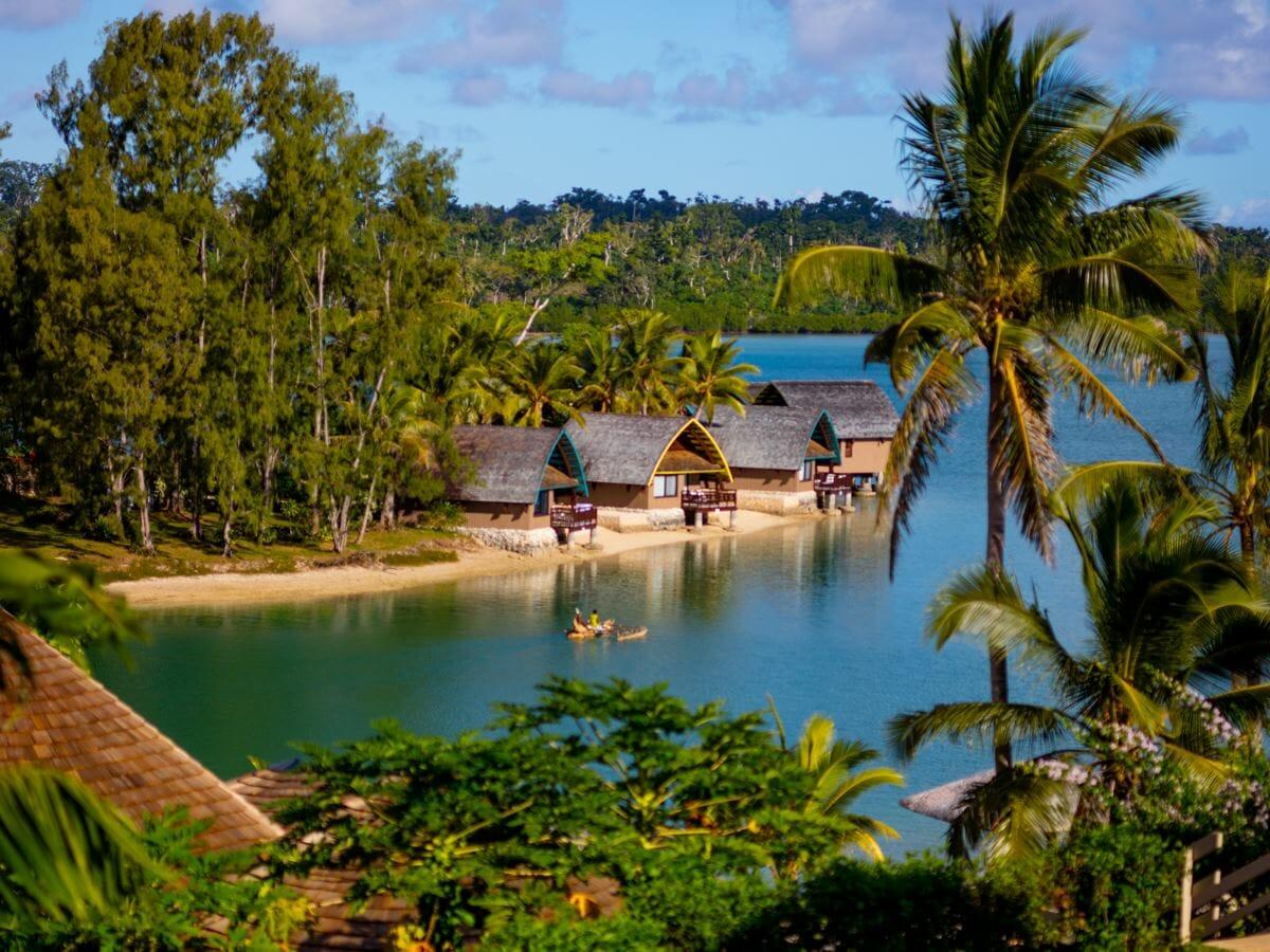 Holiday Inn Resort Vanuatu Gallery Image - Overwater Villas
