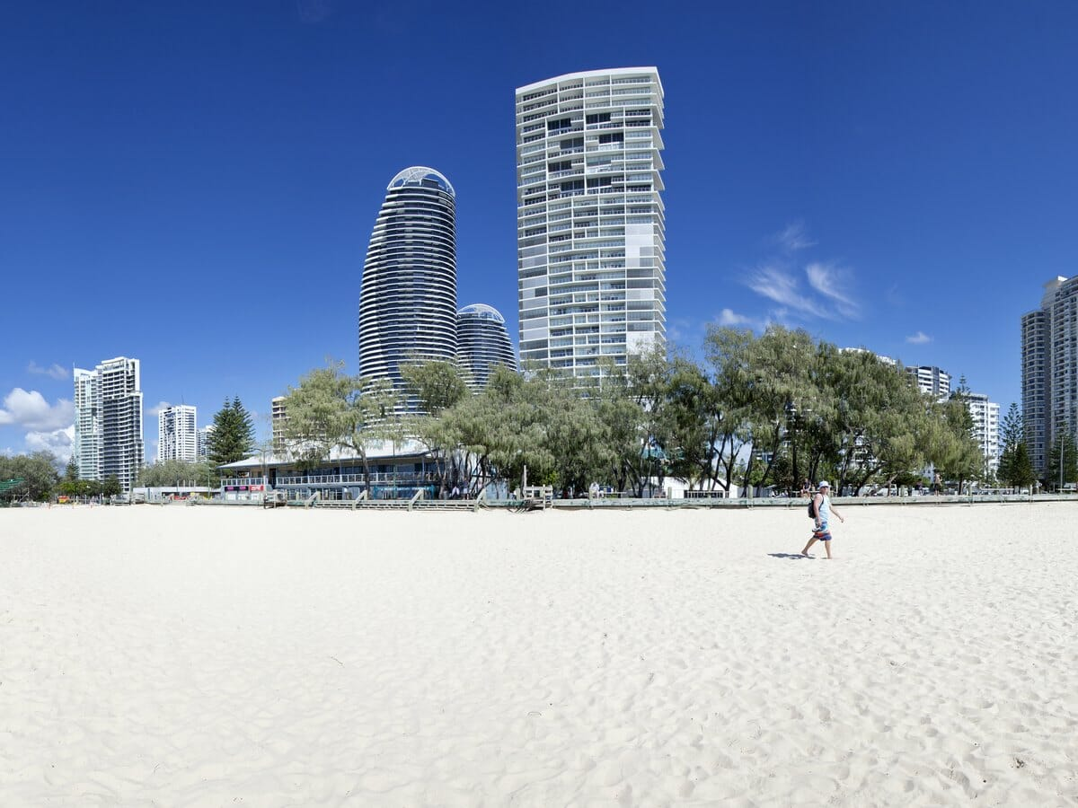 Sofitel Gold Coast Broadbeach -Beach Front