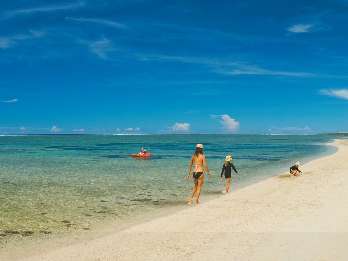 Outrigger Fiji Beach Resort Gallery Image of Lagoon