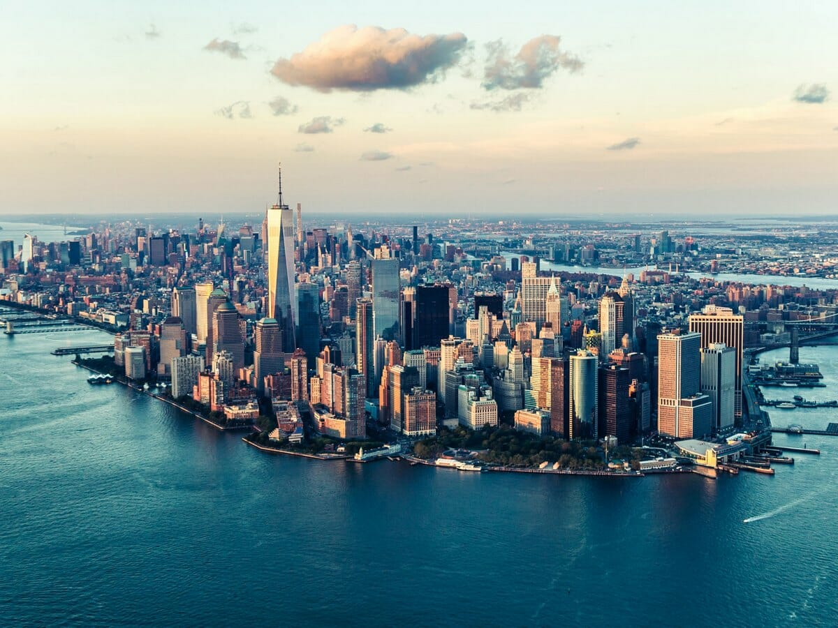 New York to Amsterdam Cruise Gallery Image of New York City