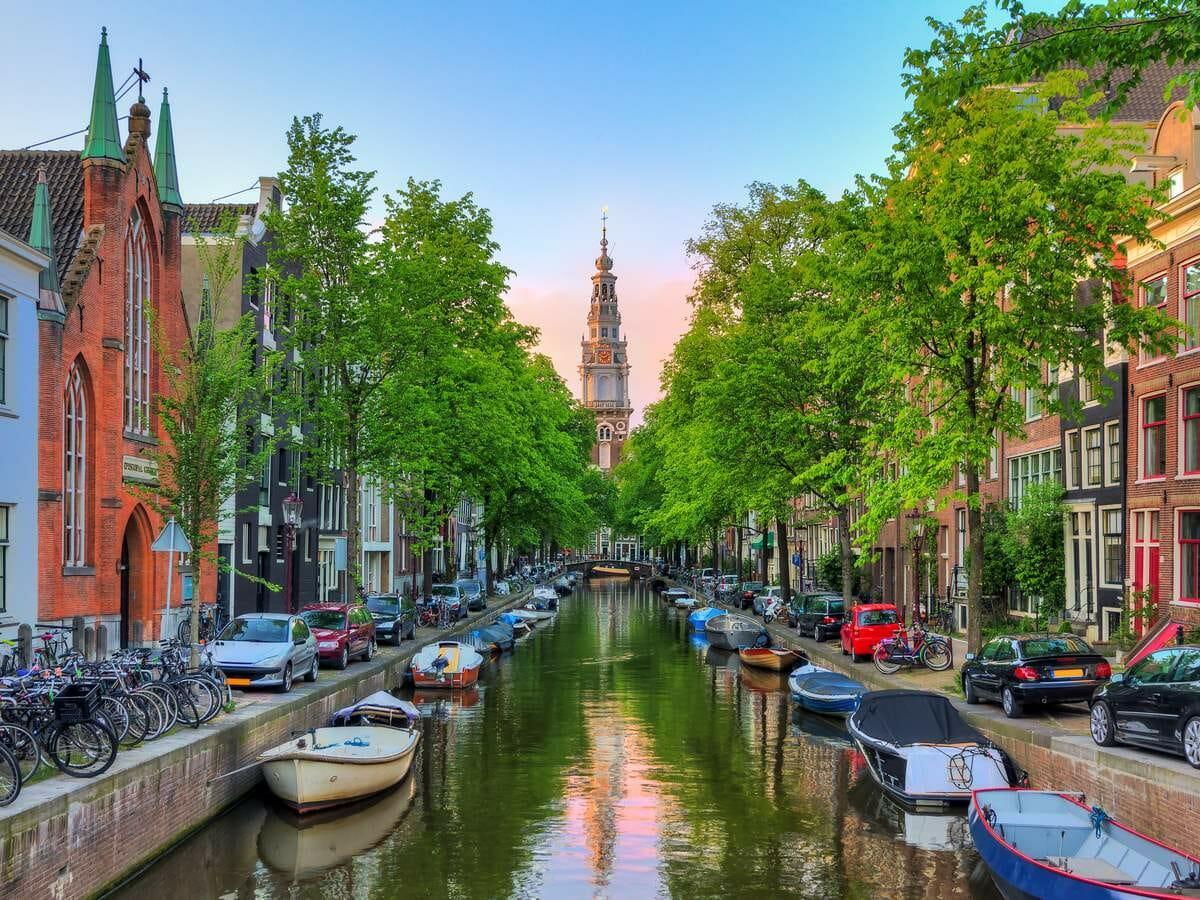 New York to Amsterdam Cruise Gallery Image of Amsterdam, Netherlands