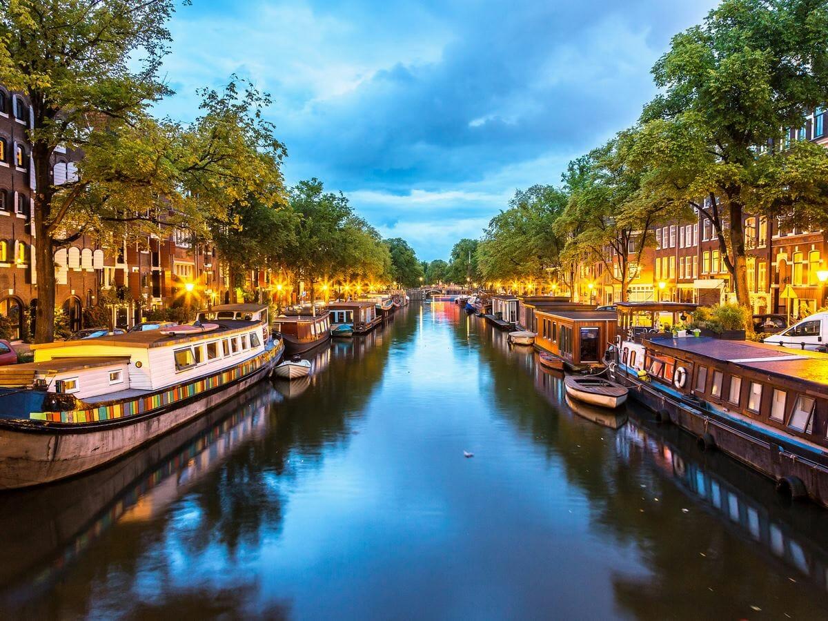New York to Amsterdam Cruise Gallery Image of Amsterdam