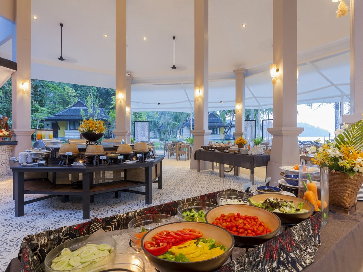 Moracea by Khao Lak Resort Gallery Image of Restaurant