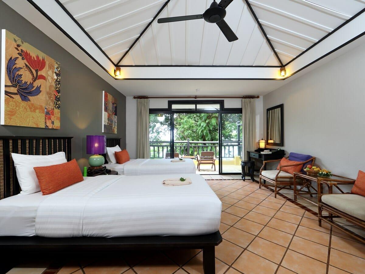 Moracea by Khao Lak Resort Gallery Image of Jasmine Superior Room