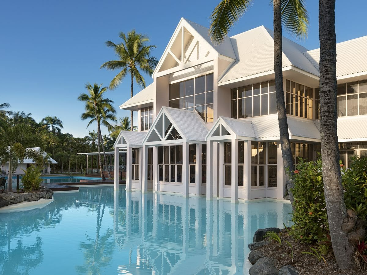 Sheraton Grand Mirage Port Douglas Gallery Image of Exterior of Resort