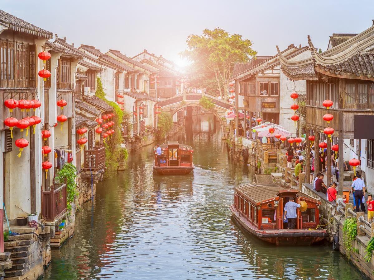 Nexus Holidays Gallery Image of Suzhou Canal
