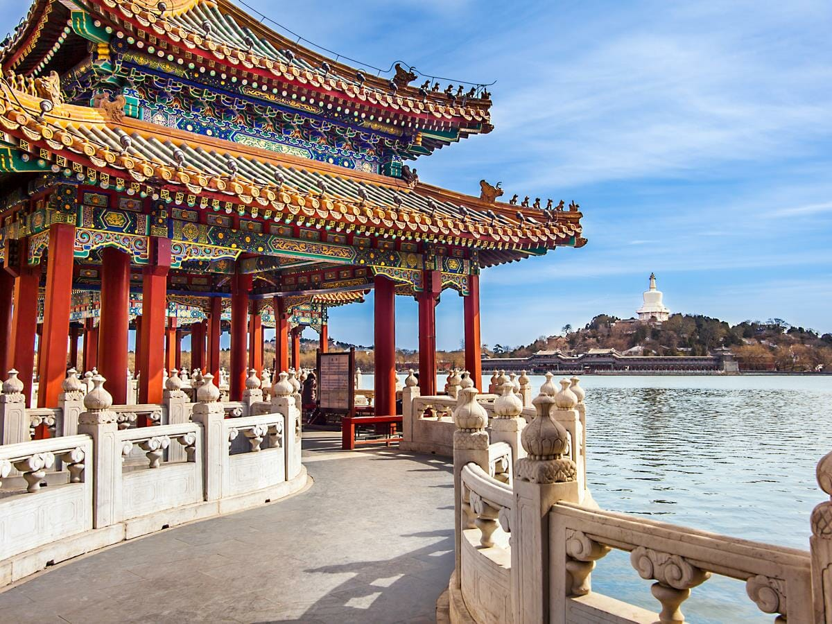 China-Tour-Beijing-Beihai Park, Summer Palace