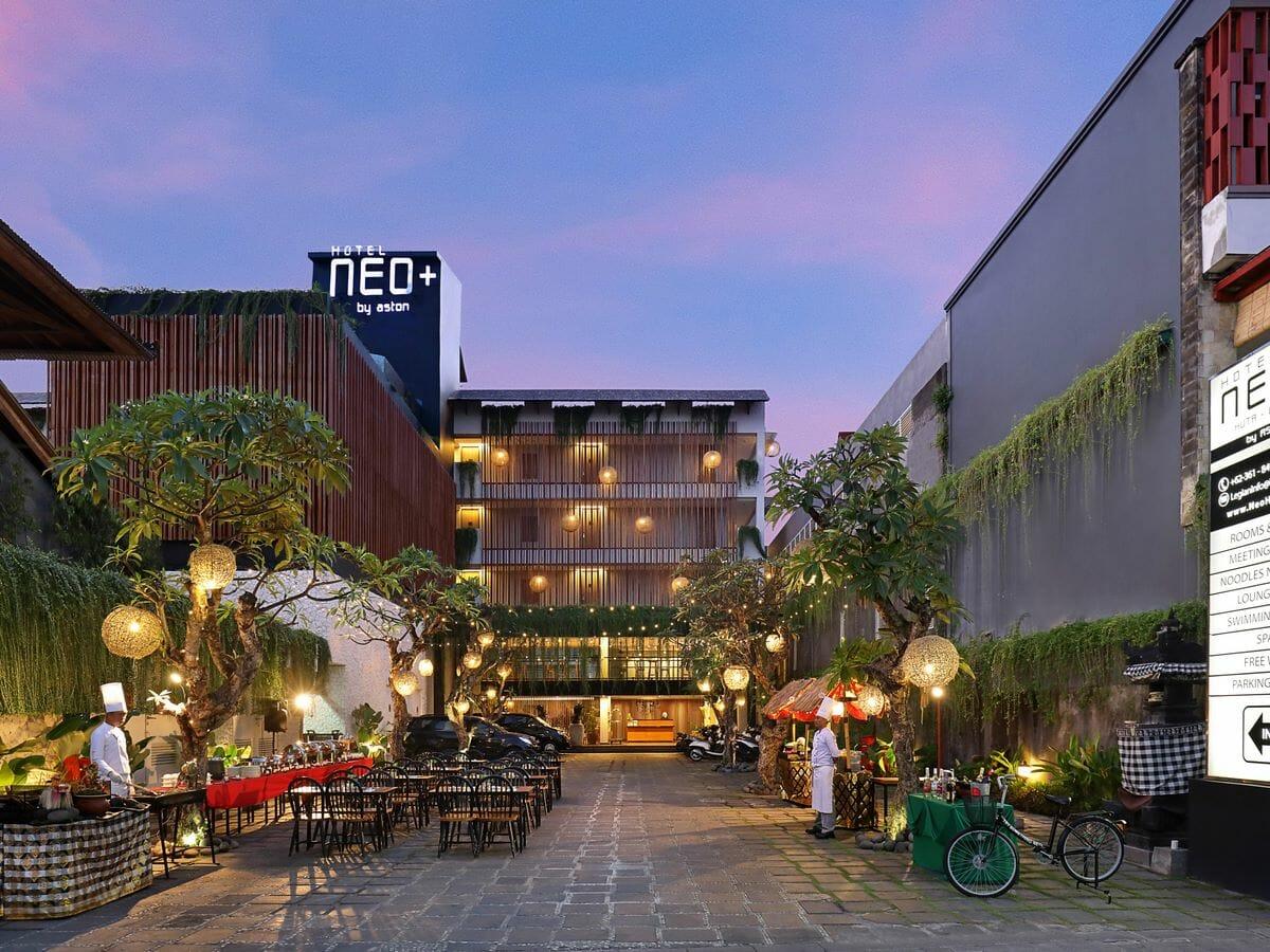 Hotel NEO+ Kuta Legion Gallery (12)