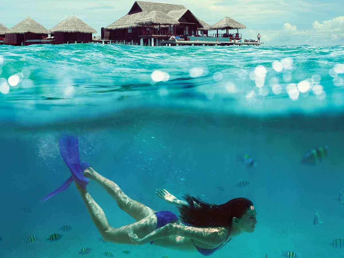 Taj Exotica Resort & Spa, Maldives | Flight Centre ...