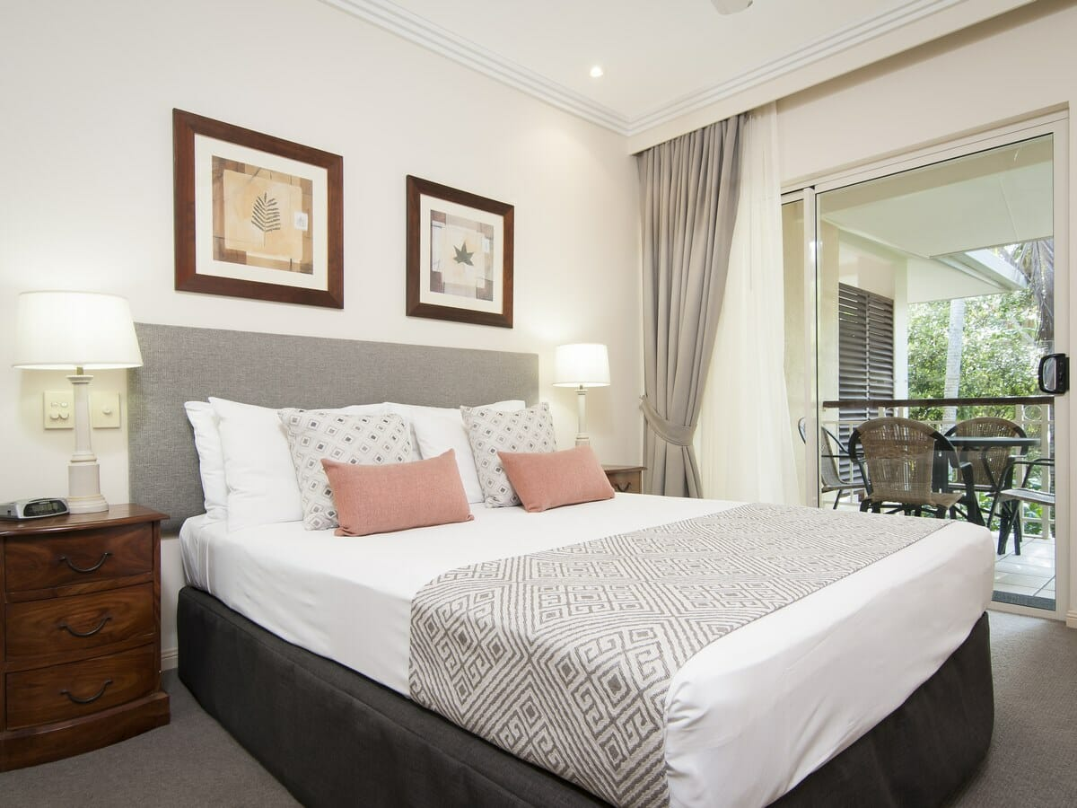 Paradise Links Port Douglas links room