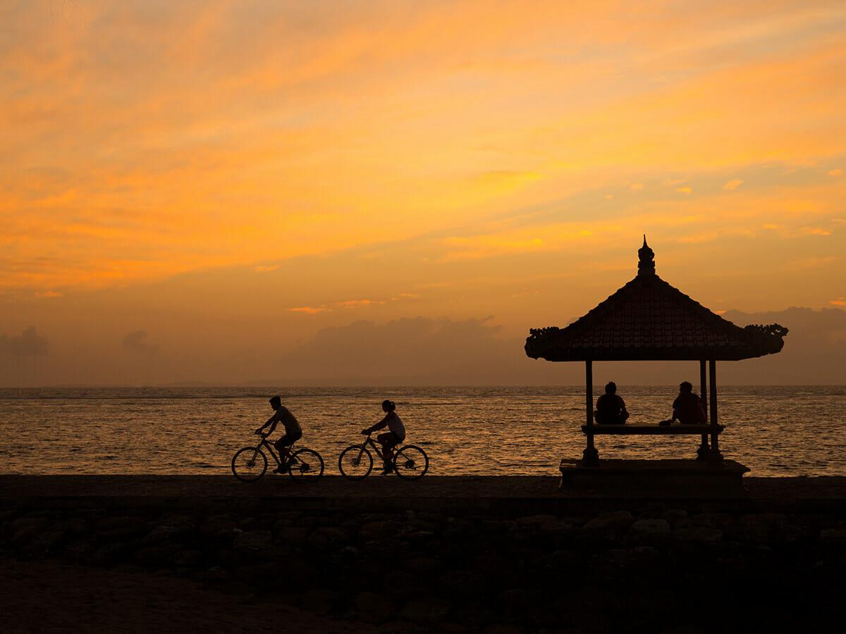 holiday-inn-bali-benoa-cycling
